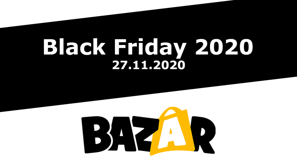 Black Friday 2020 в Базар