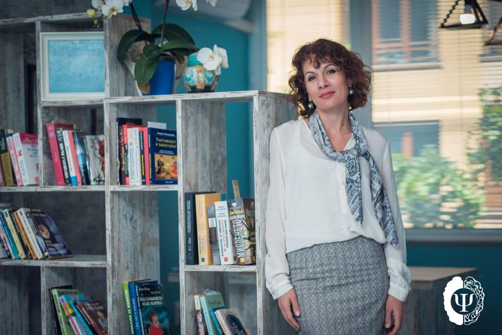 психолог Силвия Маринова